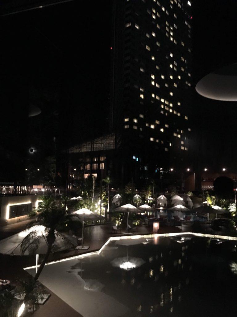 シェラトン宮崎の風景