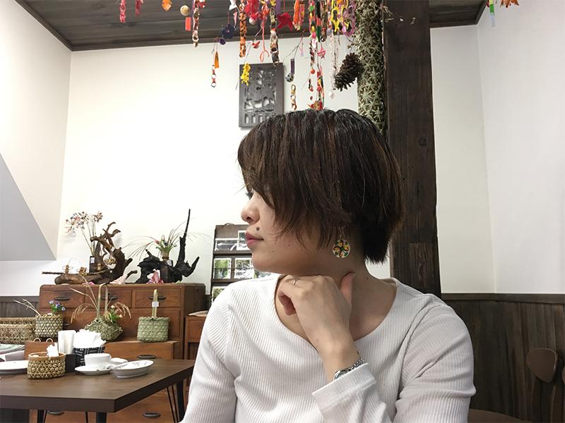 訪うの社長(日髙葵)